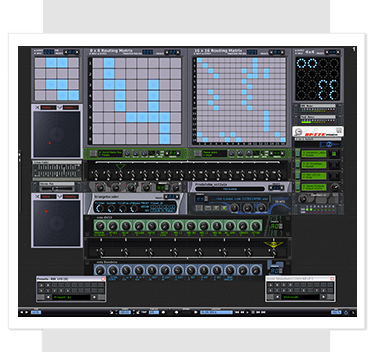Rack Performer screenshot