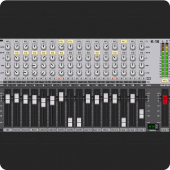 Rack Performer - K-Series live mixing console