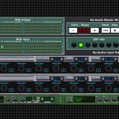 Rack Performer - pure control no-audio operation mode