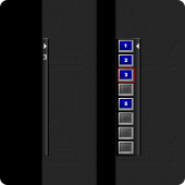 Screen selector compact mode, collapsed and expanded