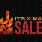 X-mas 2014 sale