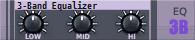 3-Band Equalizer