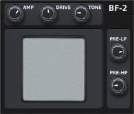 Black Fuzz Mk2
