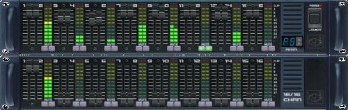 16-Channel Clock-Free Master Module