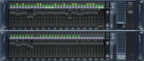 32-Channel Clock-Free Master Module