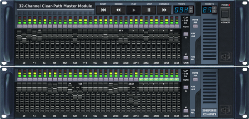 32-Channel Clear-Path Master Module