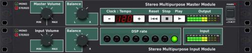 Stereo Multipurpose Master Module