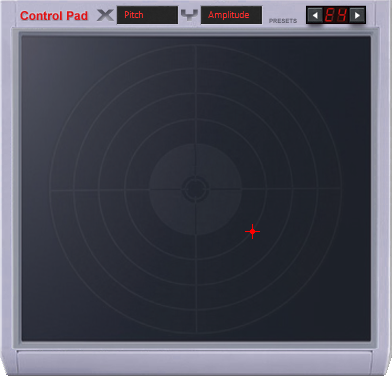 X/Y Control Pad Mk2